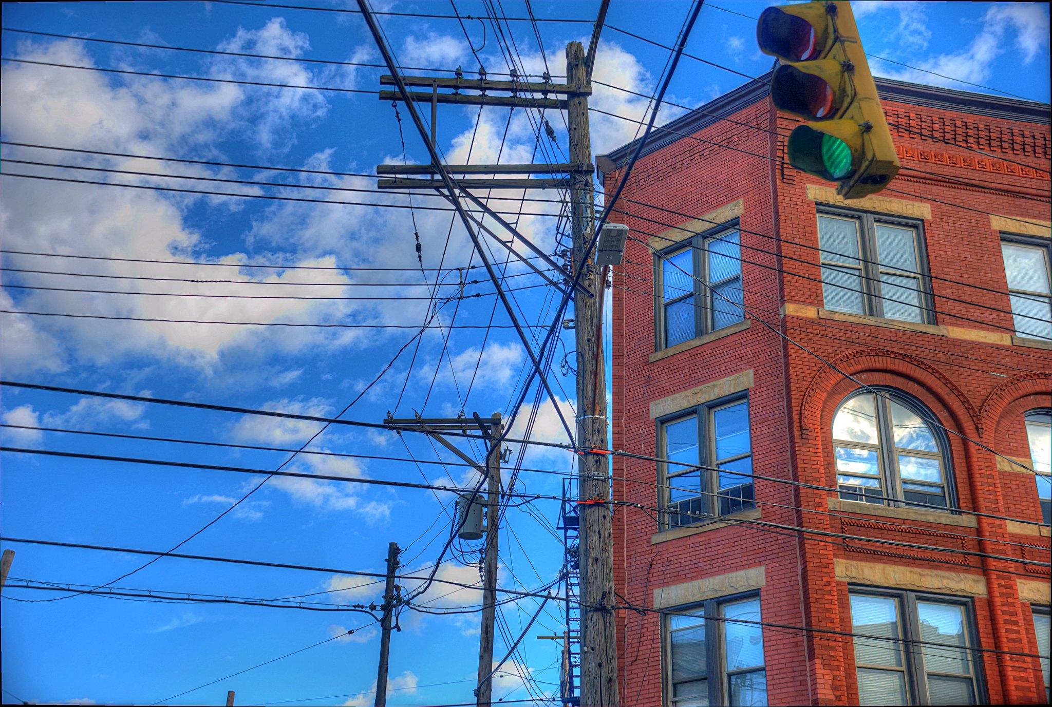Overhead Wiring