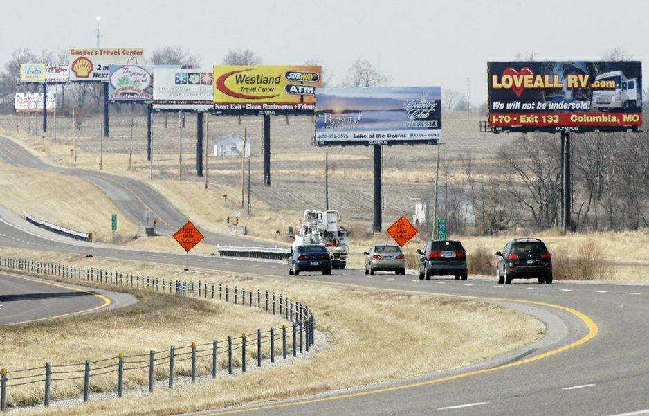Missouri billboards
