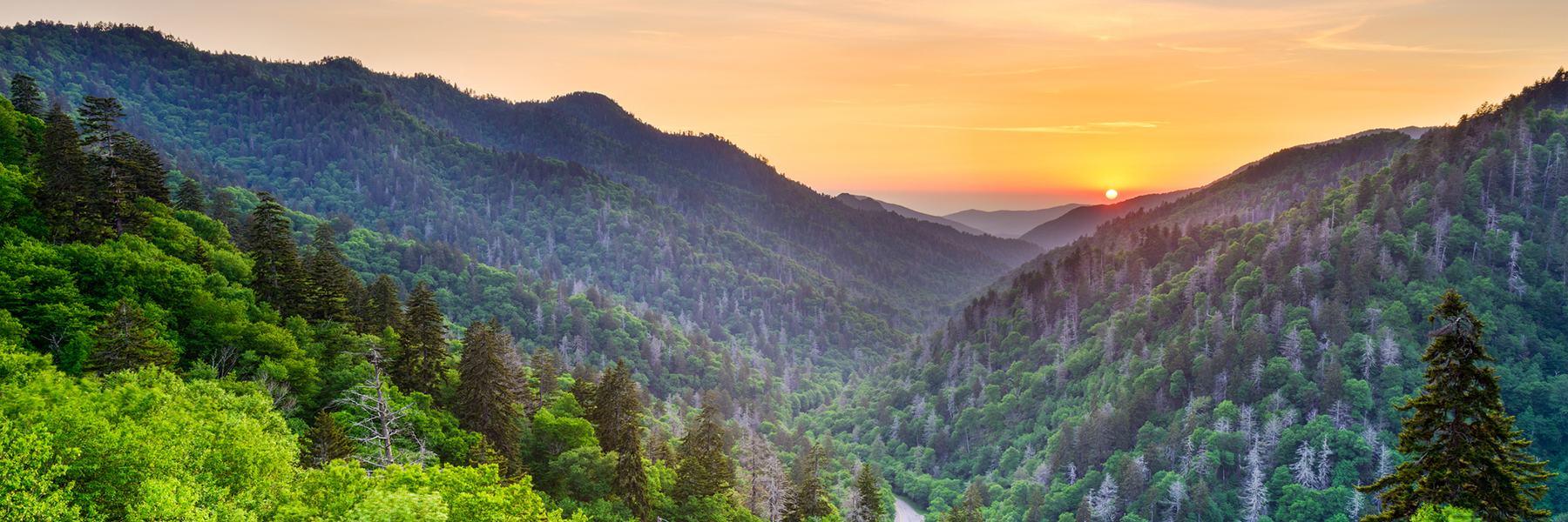 Smoky Mountains image for slider