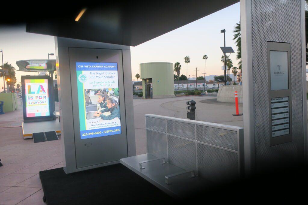 Tranzito bus shelter